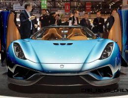 Geneva 2015 Galleries – The Scandinavians – VOLVO, Koenigsegg and ZENVO