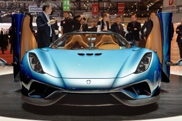 Geneva 2015 Galleries - The Scandinavians - VOLVO, Koenigsegg and ZENVO