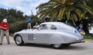 1939 BMW 328 Mille Miglia Coupe 16