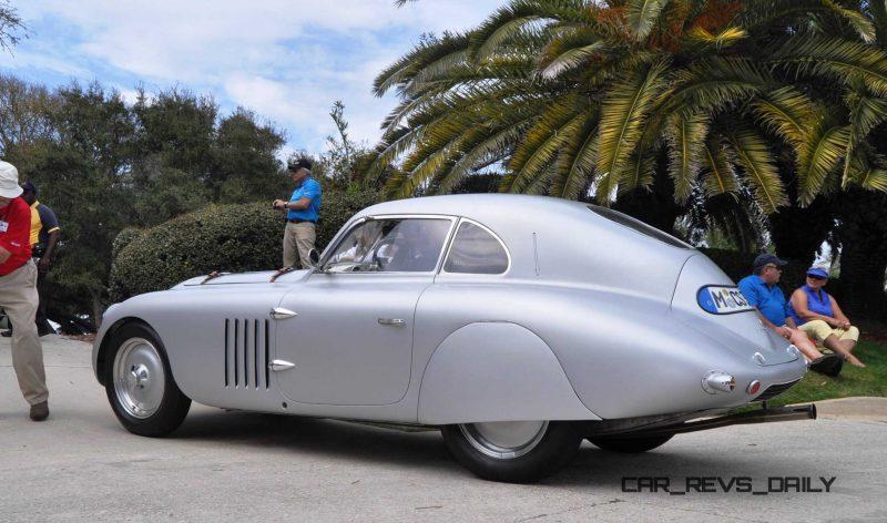 1939 BMW 328 Mille Miglia Coupe 17