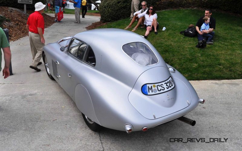 1939 BMW 328 Mille Miglia Coupe 19