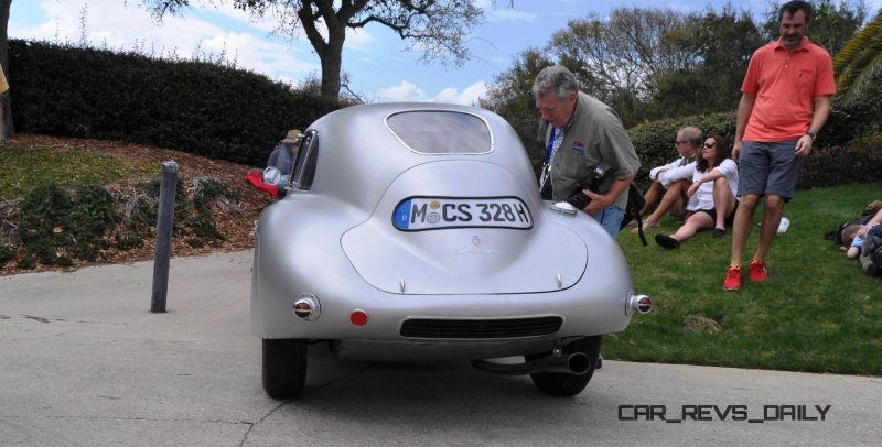 1939 BMW 328 Mille Miglia Coupe 2