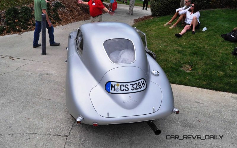 1939 BMW 328 Mille Miglia Coupe 21