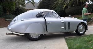 1939 BMW 328 Mille Miglia Coupe 27