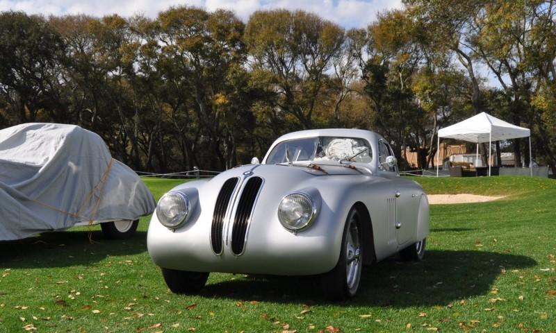 1939 BMW 328 Mille Miglia Coupe 28