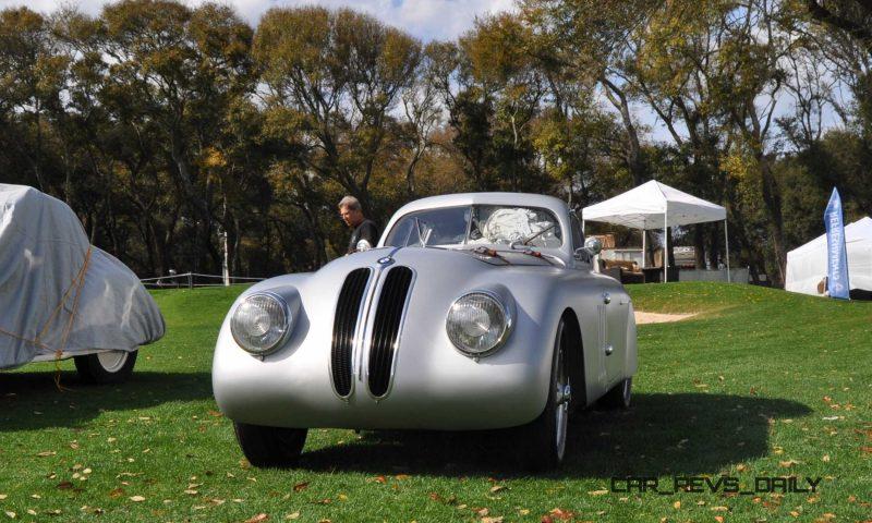 1939 BMW 328 Mille Miglia Coupe 29