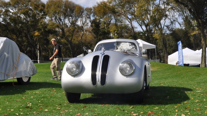 1939 BMW 328 Mille Miglia Coupe 30
