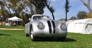 1939 BMW 328 Mille Miglia Coupe 33
