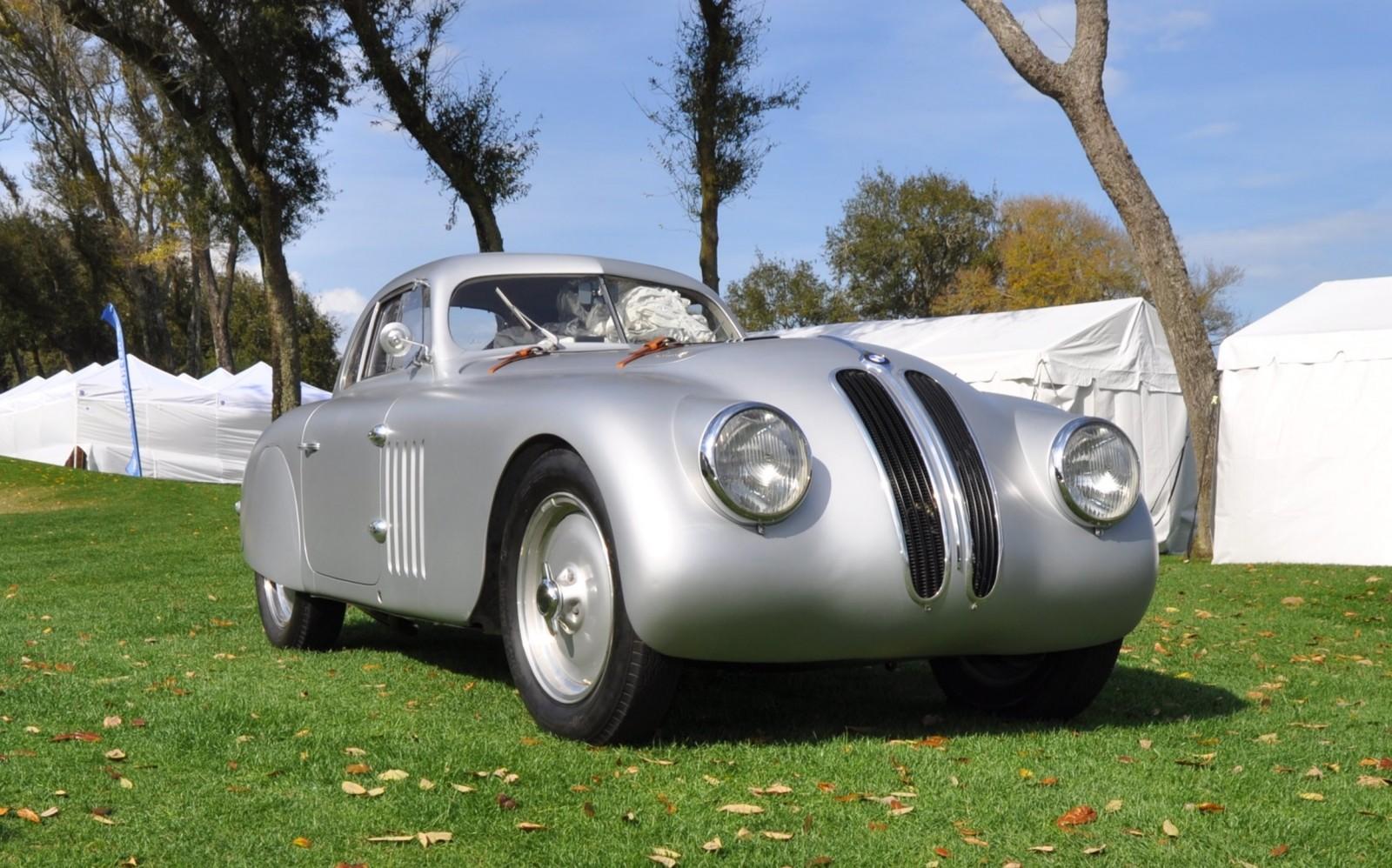 Nissan Luxury Brand >> 1939 BMW 328 Mille Miglia Touring Coupe