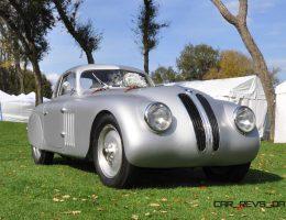 Amelia Island 2015 – 1939 BMW 328 Mille Miglia Touring Coupe