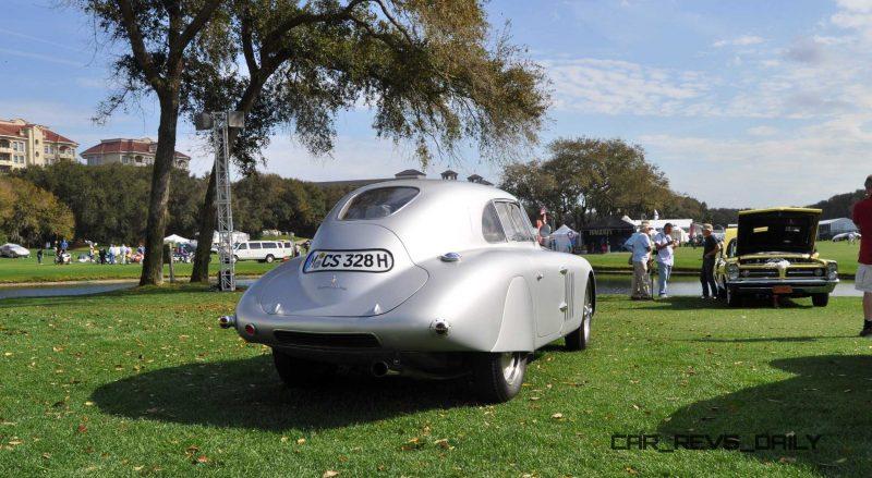 1939 BMW 328 Mille Miglia Coupe 38