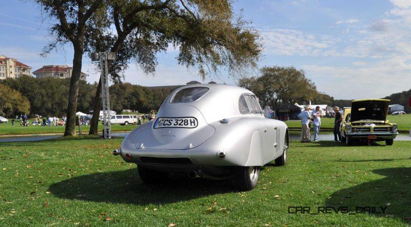 1939 BMW 328 Mille Miglia Coupe 39
