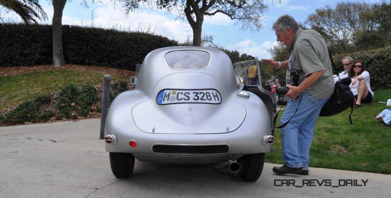 1939 BMW 328 Mille Miglia Coupe 5