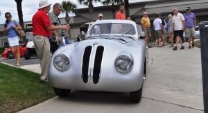 1939 BMW 328 Mille Miglia Coupe 6