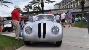 1939 BMW 328 Mille Miglia Coupe 8