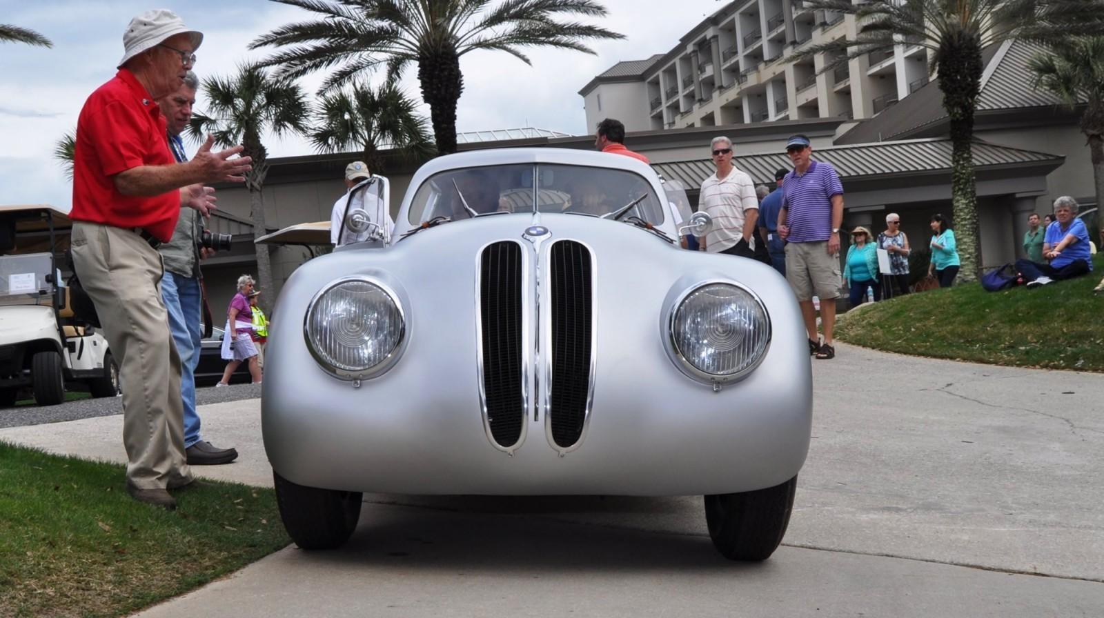 1939 BMW 328 Mille Miglia Coupe 9