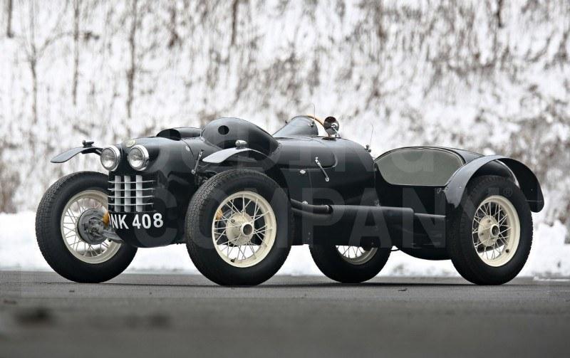 1951 Lotus IIIB 1