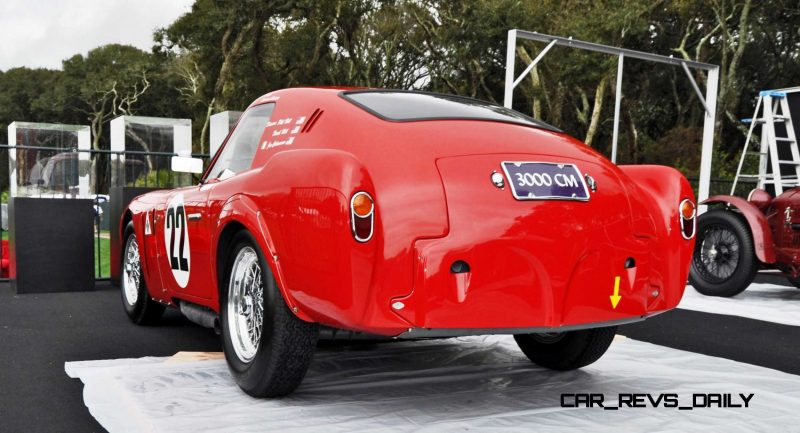 1953 Alfa Romeo 6C 3000CM Shows Origin of 2015 4C Nose Design 12