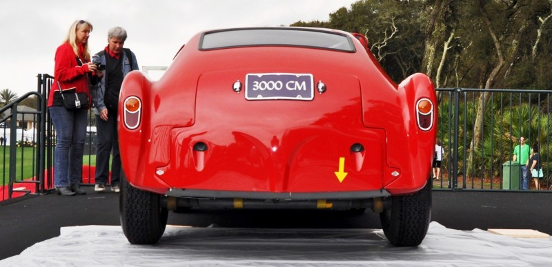1953 Alfa Romeo 6C 3000CM Shows Origin of 2015 4C Nose Design 15