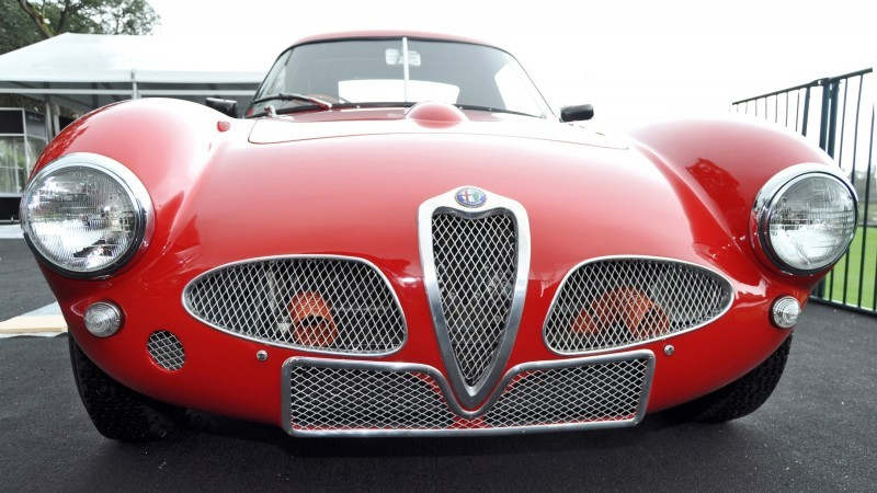 1953 Alfa Romeo 6C 3000CM Shows Origin of 2015 4C Nose Design 28