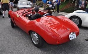 1956 Arnolt-Bristol Deluxe Roadster by Bertone 19