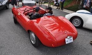 1956 Arnolt-Bristol Deluxe Roadster by Bertone 20