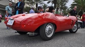 1956 Arnolt-Bristol Deluxe Roadster by Bertone 25