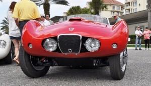 1956 Arnolt-Bristol Deluxe Roadster by Bertone 7