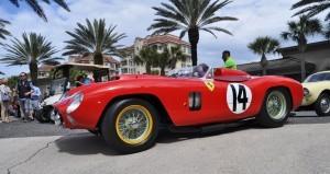 1956 Ferrari 290MM  12