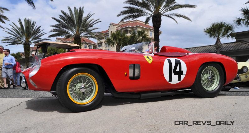 1956 Ferrari 290MM  13