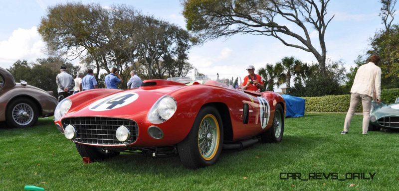 1956 Ferrari 290MM  24