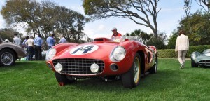 1956 Ferrari 290MM  25