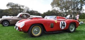 1956 Ferrari 290MM  30