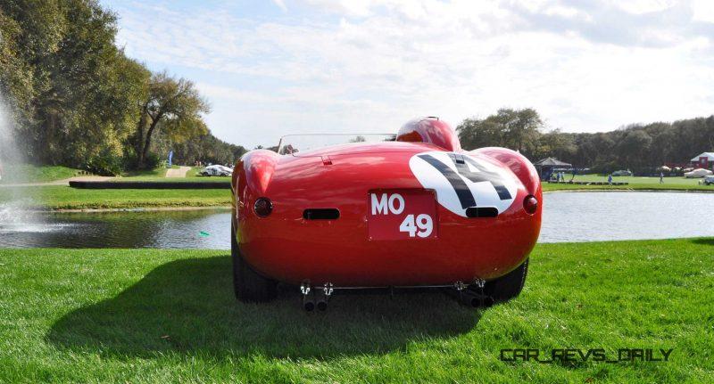 1956 Ferrari 290MM  35