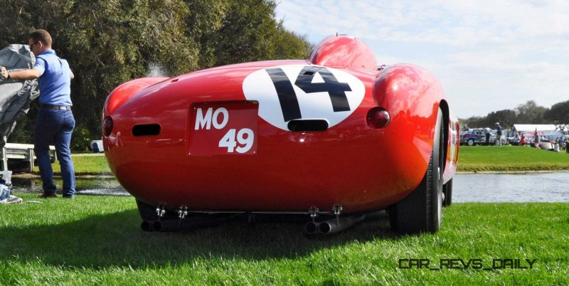 1956 Ferrari 290MM  38
