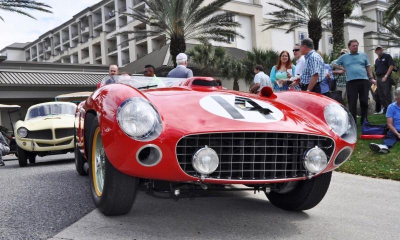 1956 Ferrari 290MM  4