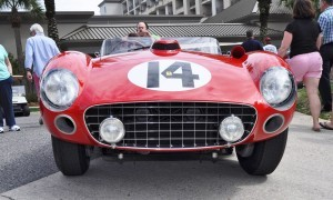1956 Ferrari 290MM  8
