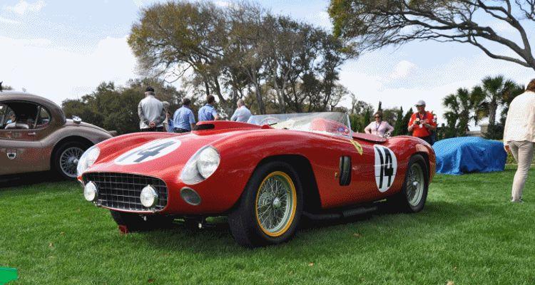 1956 Ferrari 290MM32