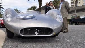 1956 Maserati 200SI by Fantuzzi 48