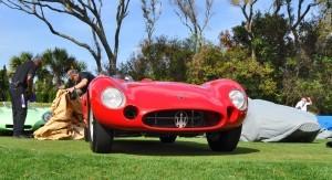 1956 Maserati 300S -  Amelia Island 2015 11