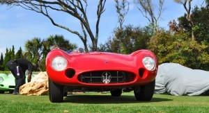 1956 Maserati 300S -  Amelia Island 2015 12