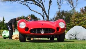 1956 Maserati 300S -  Amelia Island 2015 13