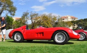 1956 Maserati 300S -  Amelia Island 2015 3