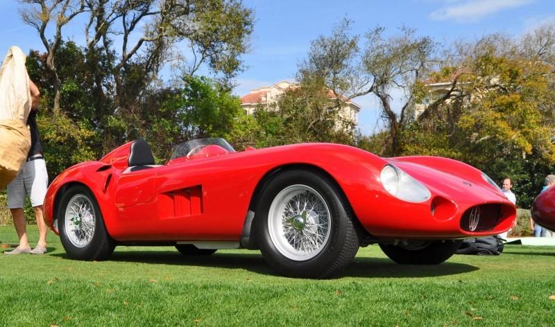 1956 Maserati 300S -  Amelia Island 2015 5