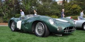 1957 Aston Martin DBR1 12