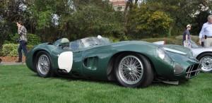 1957 Aston Martin DBR1 14