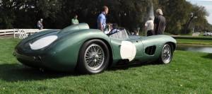 1957 Aston Martin DBR1 21