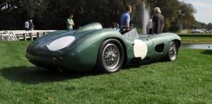 1957 Aston Martin DBR1 22