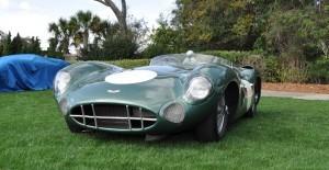 1957 Aston Martin DBR1 3