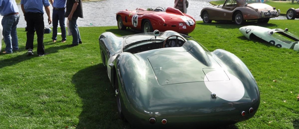 1957 Aston Martin DBR1 33
